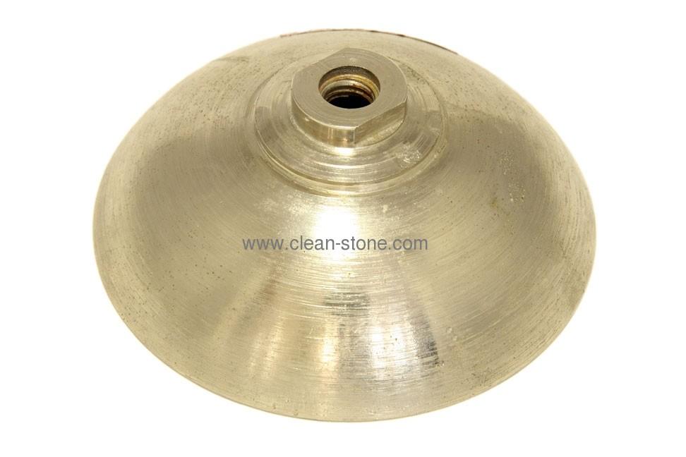 Алмазная чашка для изготовления шаров М14 d120мм - 1