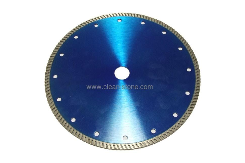 Отрезной алмазный диск d 230мм по твердому граниту - 1