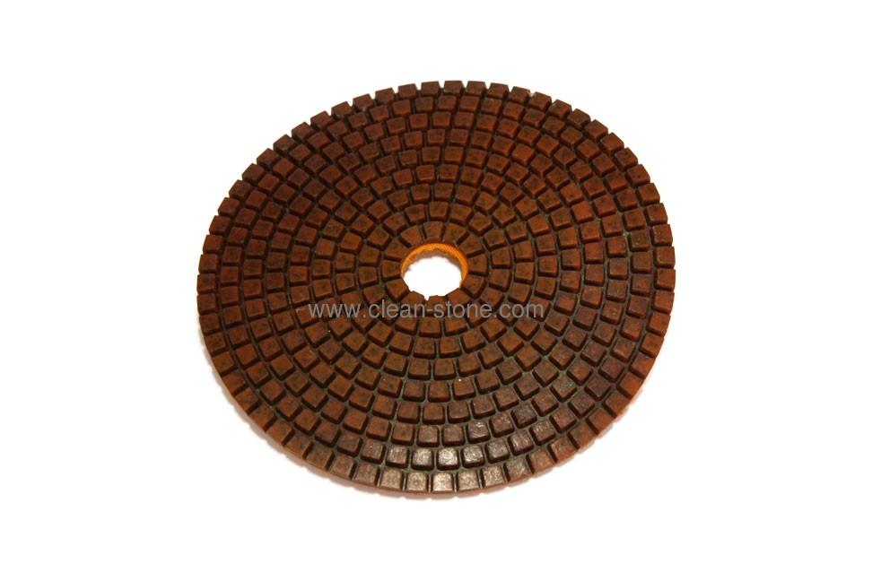Обдирочный алмазный шлифовальный круг d 125мм №200 - 1