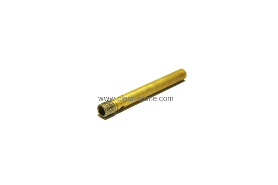 Сверло алмазное трубчатое d 6 мм - 1