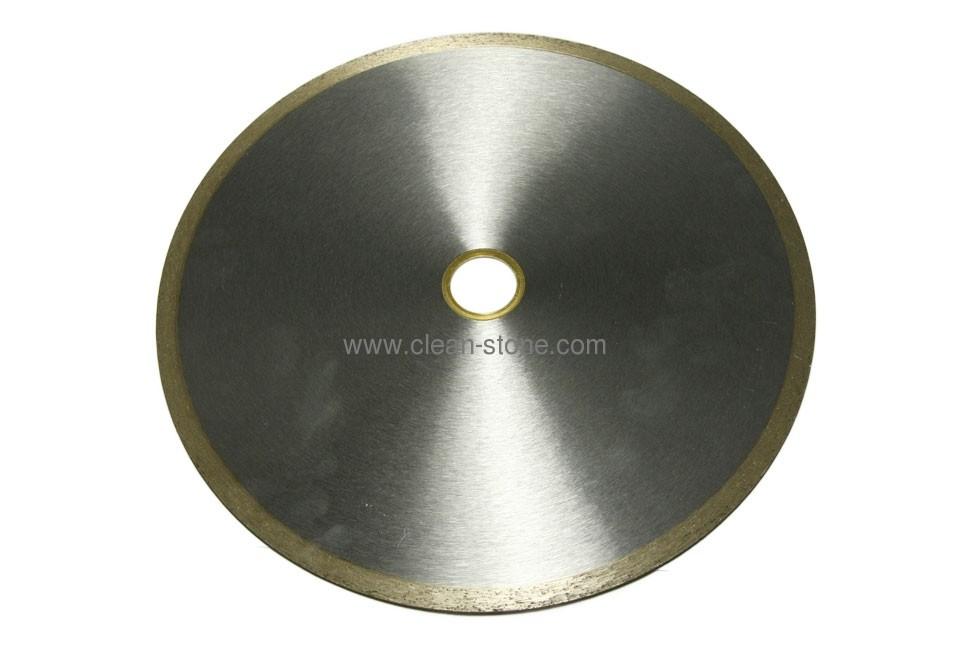Алмазный отрезной круг d 250мм сухорез для мрамора - 1