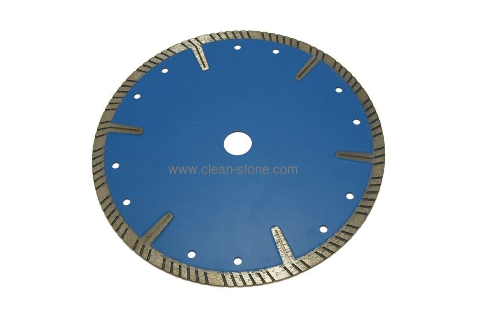Алмазный отрезной диск по граниту d 230мм - 1