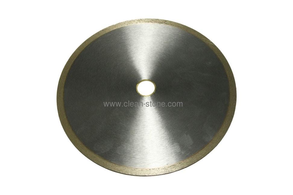 Алмазный отрезной круг d 230мм сухорез для мрамора - 1