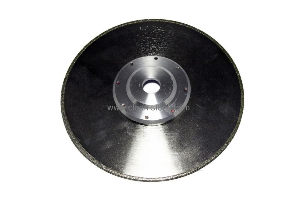 Алмазный диск по мрамору d 230мм, гальваника односторонний (треугольник) - 1