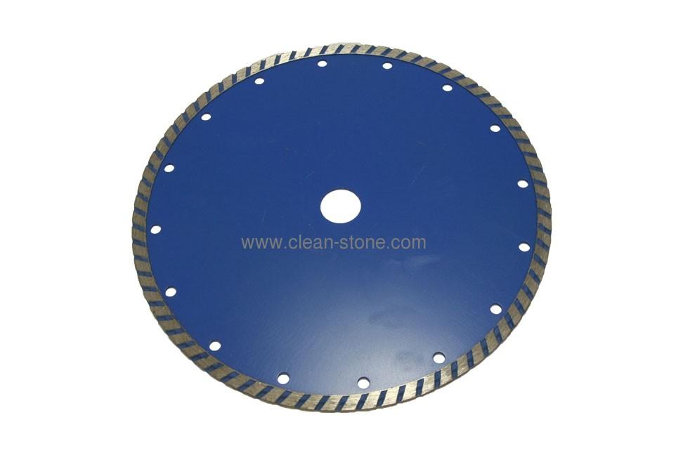 Диск алмазный 230*2,8*7,0*22,2 мм GRANITE MasterLine Turbo - 1