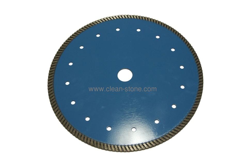 Алмазный диск d 230мм Turbo - 1