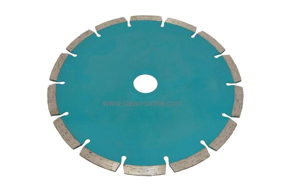 Круг алмазный отрезной 1A1RSS/C3  180x2.4/1,8x10x22,23-14-HIT Technic - 1