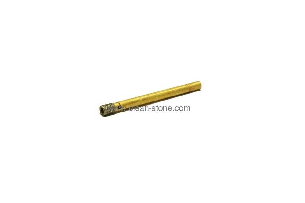 Сверло алмазное трубчатое d 4 мм - 1