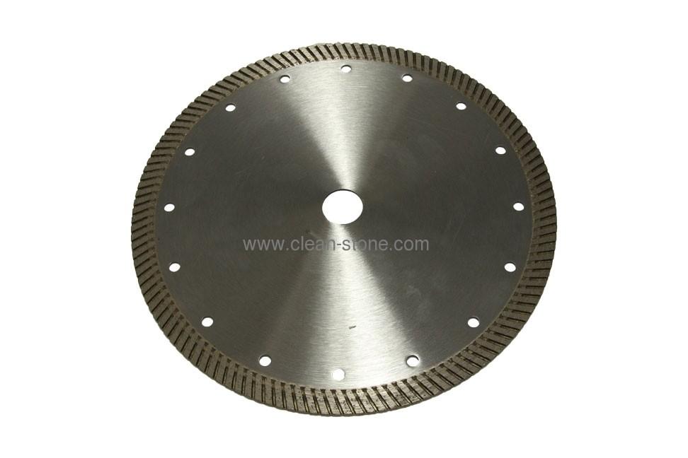 Алмазный отрезной диск d 230мм по граниту - 1