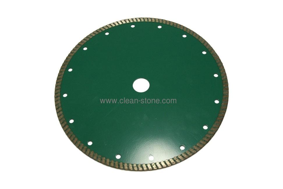 Диск алмазный 230*2,8*7,0*22,2 мм STONE MasterLine Turbo - 1