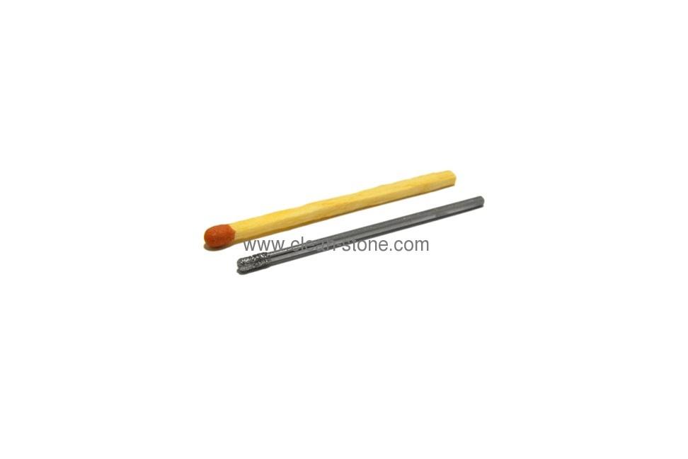 Алмазное сверло d 2 мм - 1