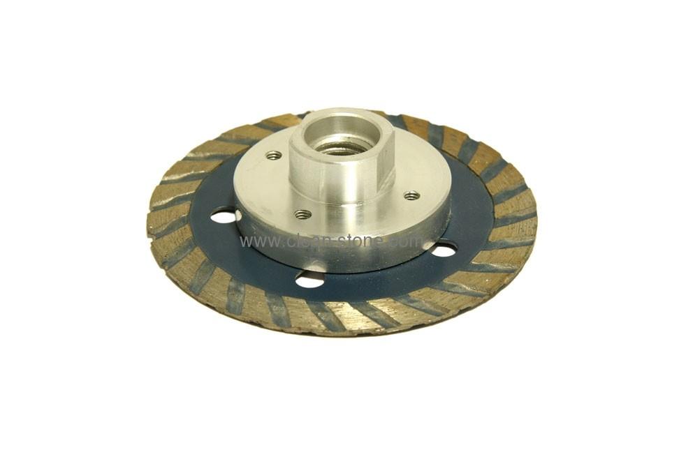 Диск турбо d 80 мм М14 - 2