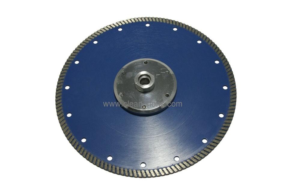 Круг алмазный отрезной d 230мм для гранита - 1