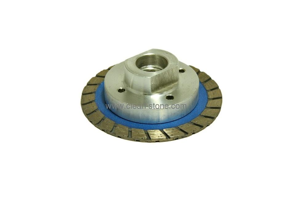 Диск алмазный турбо d 66 мм М 14 - 2