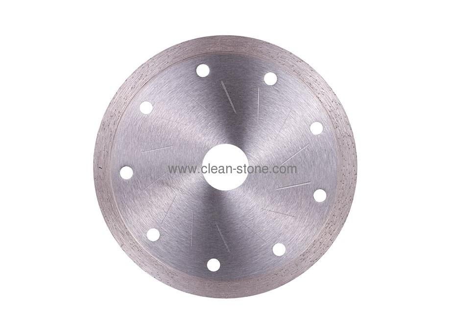 Круг алмазный отрезной по керамической плитке Distar 1A1R 125x1,2x8x22,23 Decor Slim - 4