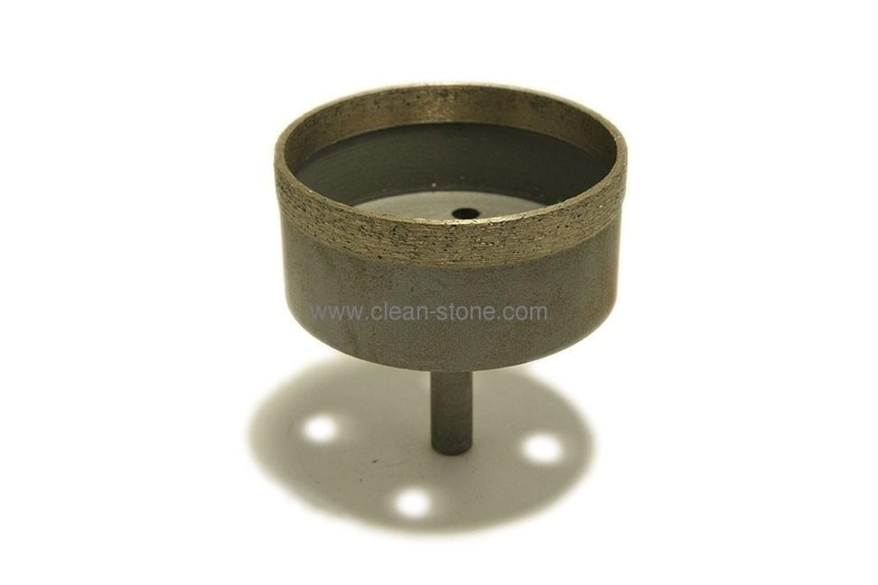 Сверло алмазное по керамической плитке Distar САСК 68x24-1xd10 Hard Ceramics - 1