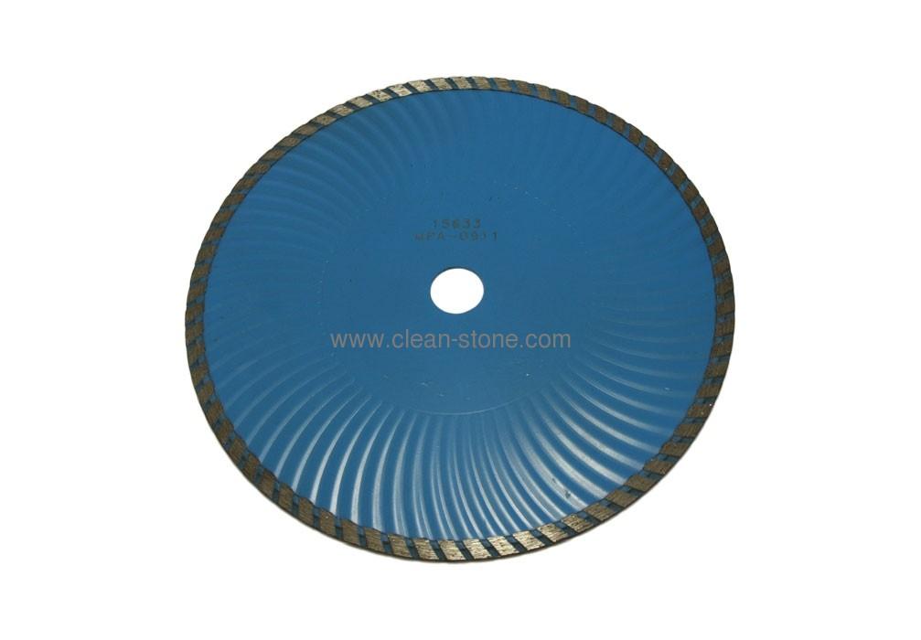 Отрезной алмазный круг d 230мм - 1