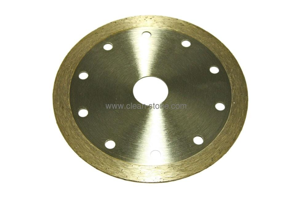 Алмазный отрезной диск 1A1R d 125 мм, для гранита, габбро - 1