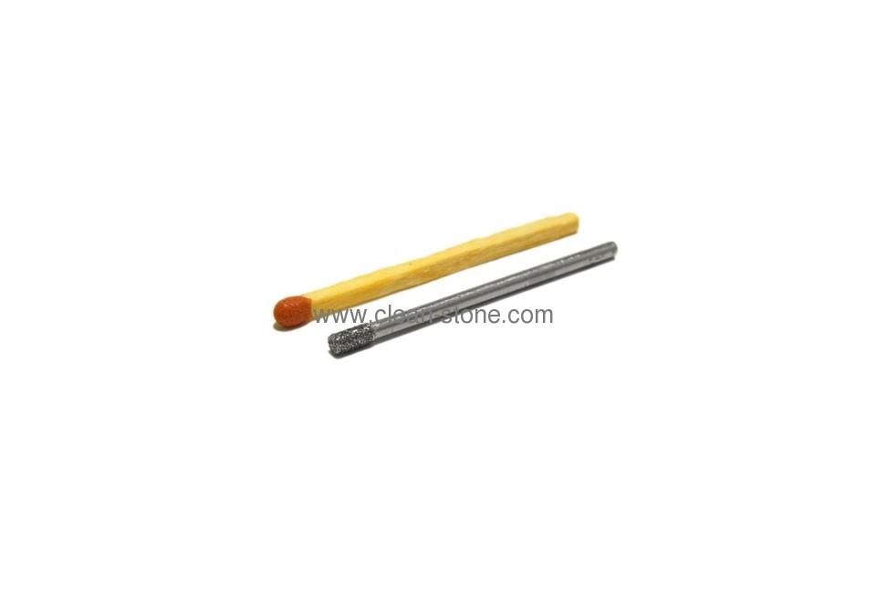 Алмазное сверло d 2,5 мм - 1