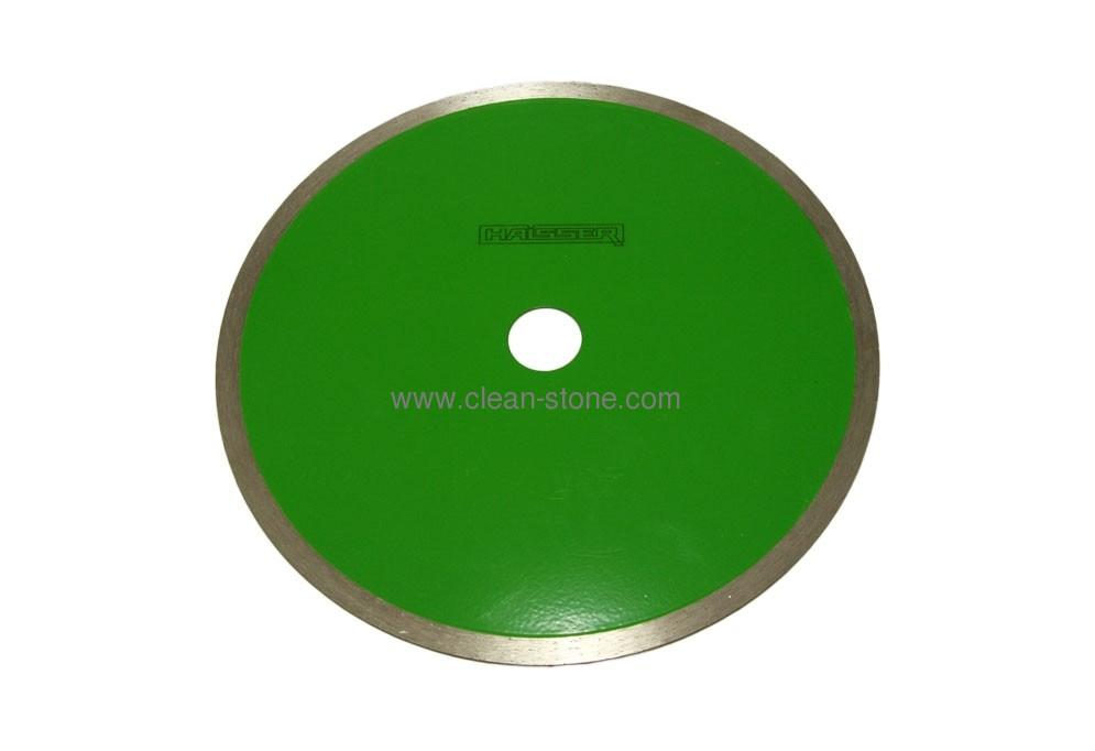 Круг алмазный отрезной  1A1R 230*1.5*8.5*25.4 Haisser Гранит-Мрамор - 1