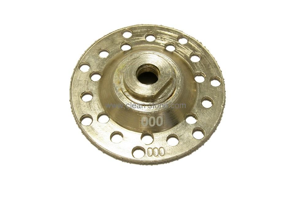 Алмазная чашка по мрамору d 100мм М14 №000 - 1