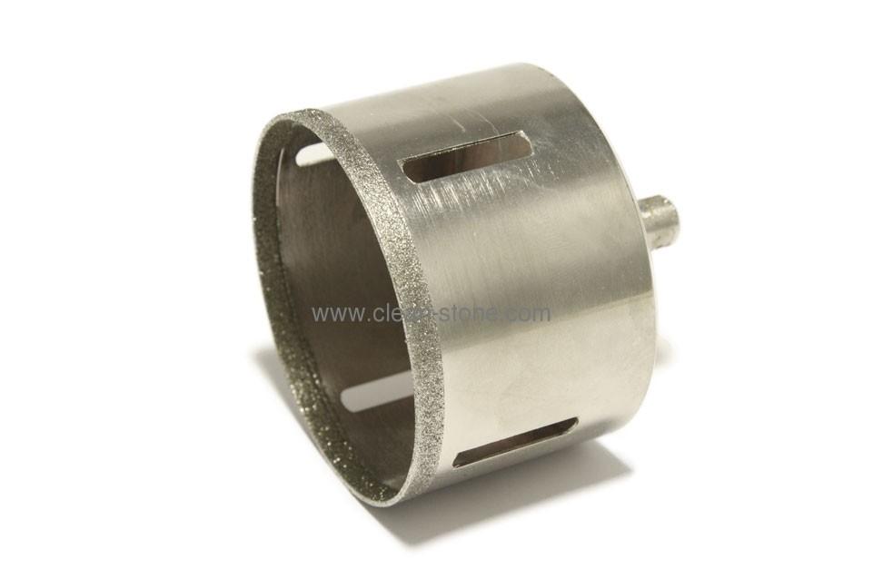 Алмазная коронка для подрозетников d 67 мм - 1