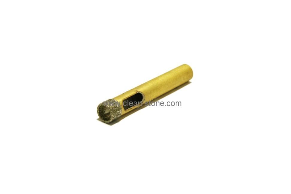 Сверло алмазное трубчатое d 8 мм - 1