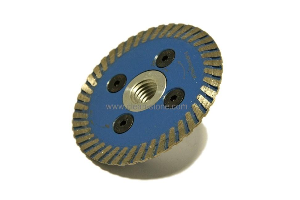 Диск турбо  для гранита/керамогранита d 75 мм М14 - 1