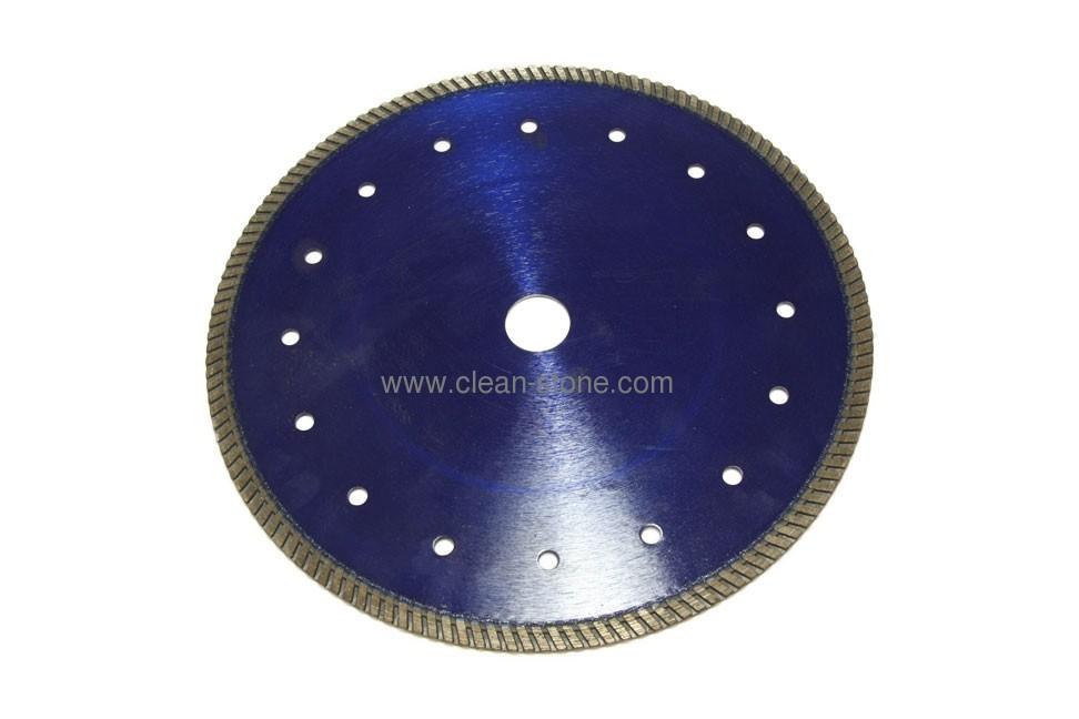 Отрезной алмазный диск d 230мм по граниту - 1