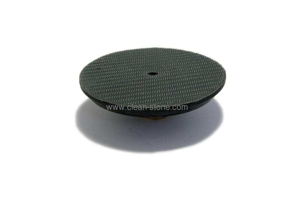 Держатель, суппорт для шлифкругов d 100мм, полужесткий - 1