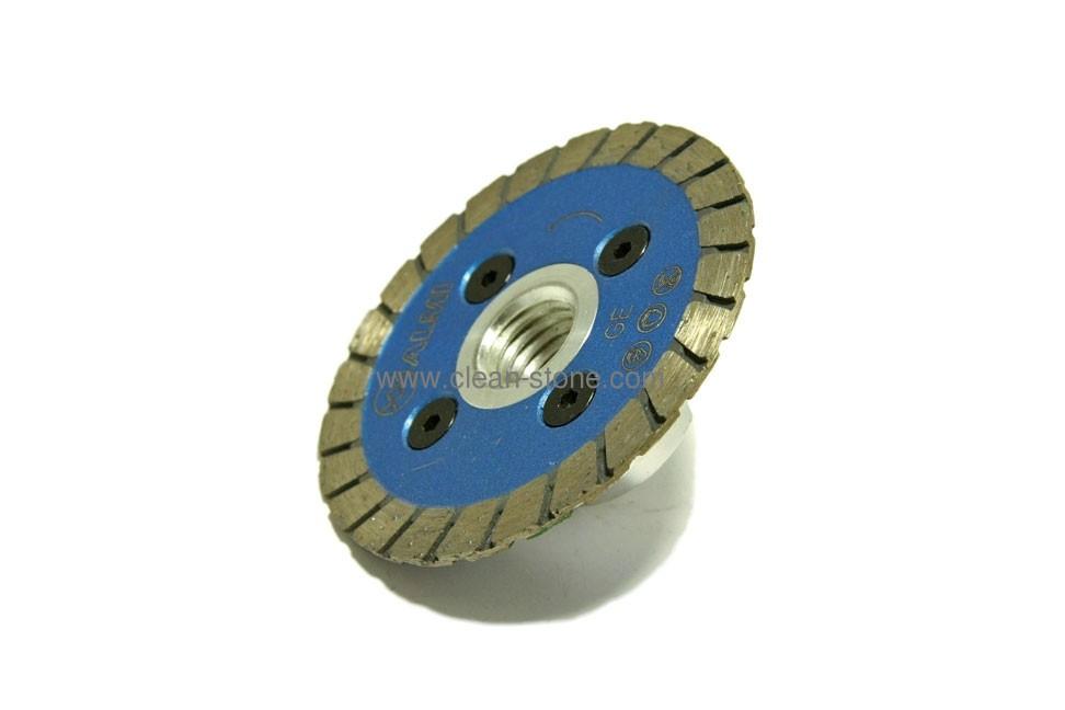 Диск алмазный турбо d 66 мм М 14 - 1
