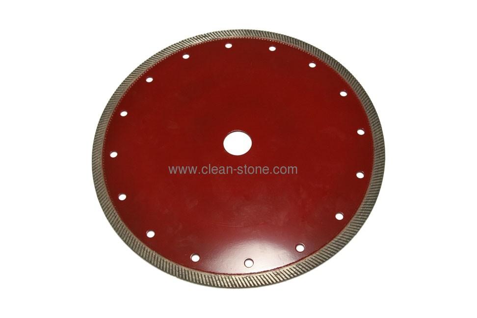 Алмазный отрезной круг d 230 мм по граниту - 1
