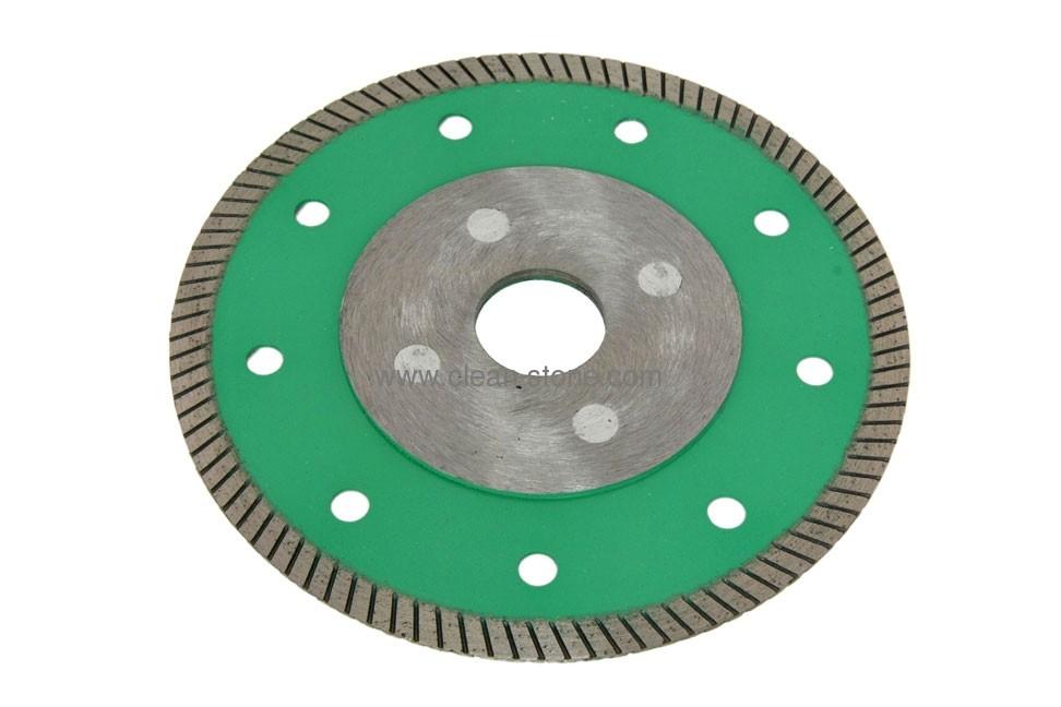 Круг алмазный отрезной Turbo 125x1.4/1.0x8x22.23/H Elite Ultra - 1
