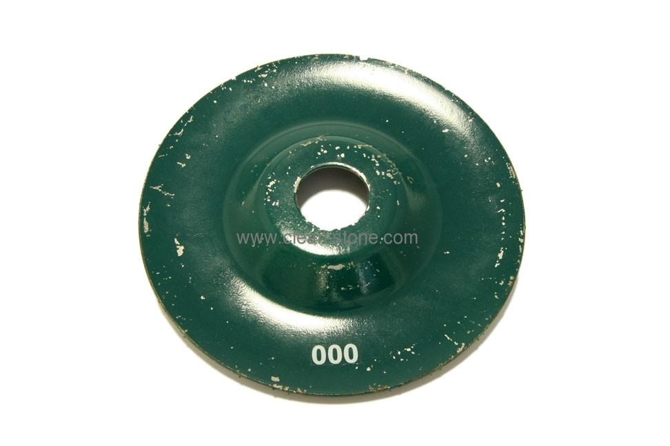 Чашка алмазная, торцевая полукруглая №000 - 1