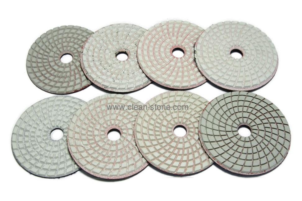 Алмазный гибкий шлифовальный круг BGX d 100мм №1-P - 1