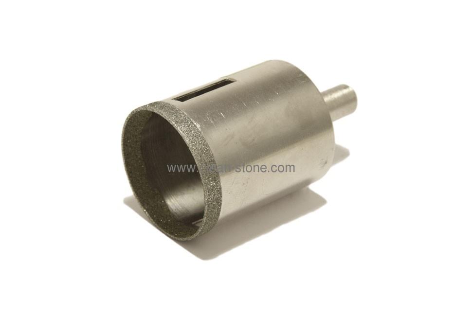 Сверло алмазное трубчатое d 38 мм - 1