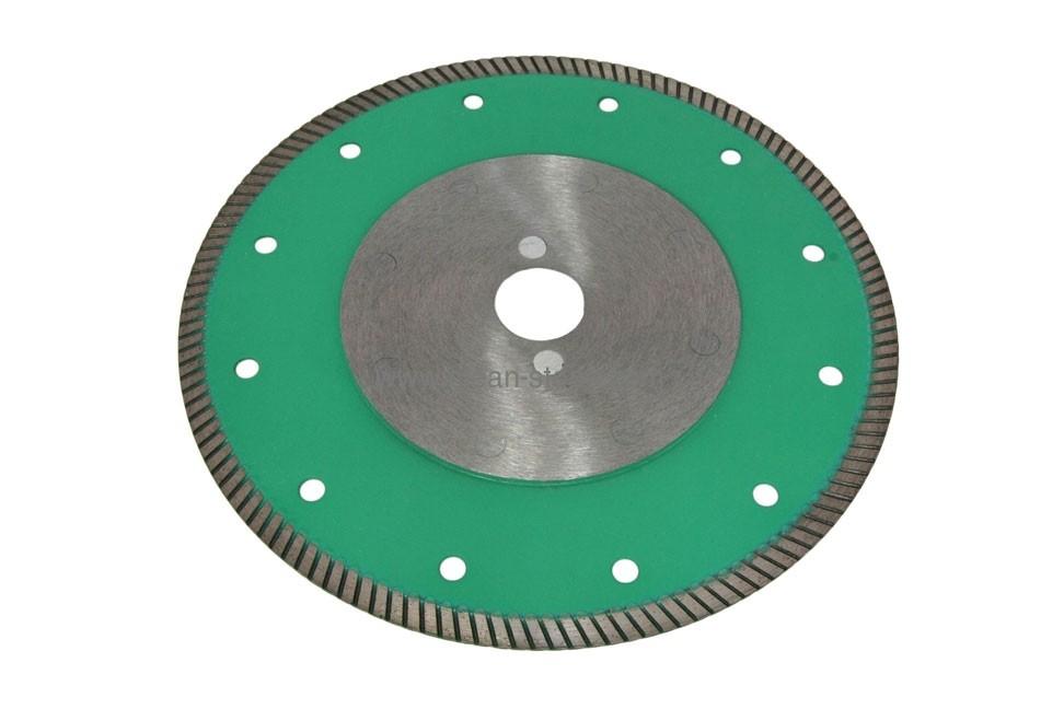 Круг алмазный отрезной Turbo 180x1.4x8,5x22.225/H Elite Ultra - 1