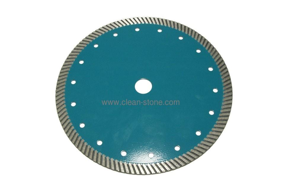 Круг алмазный отрезной Turbo 230*2.6*9*22.225 Expert - 1