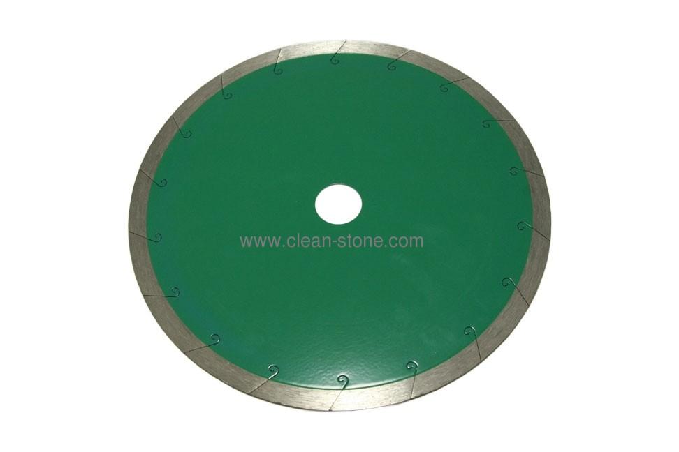 Круг алмазный отрезной 1A1R 230*1,7*10*25,4 Granite Premium - 1