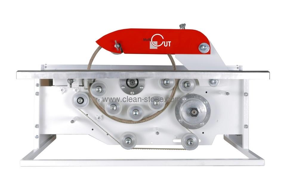 Станок кольцерез MULTICUT RD-250 - 2