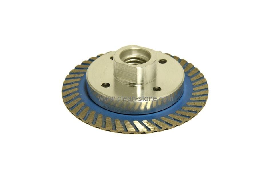 Диск турбо  для гранита/керамогранита d 75 мм М14 - 2