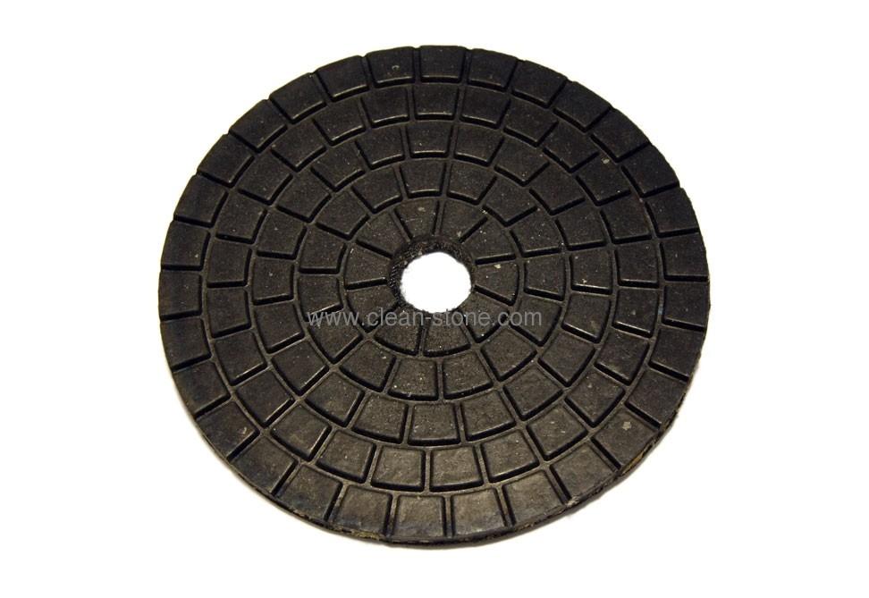 Алмазный полировальный круг d 125 мм BUFF для темных пород камня - 1