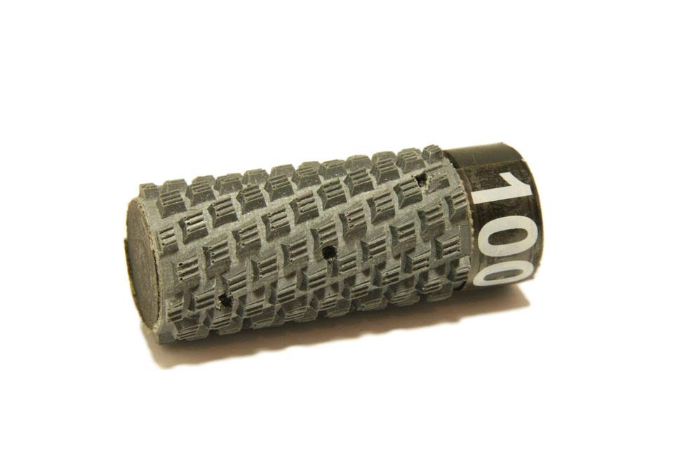 Бочонок полировочный 30 мм № 100