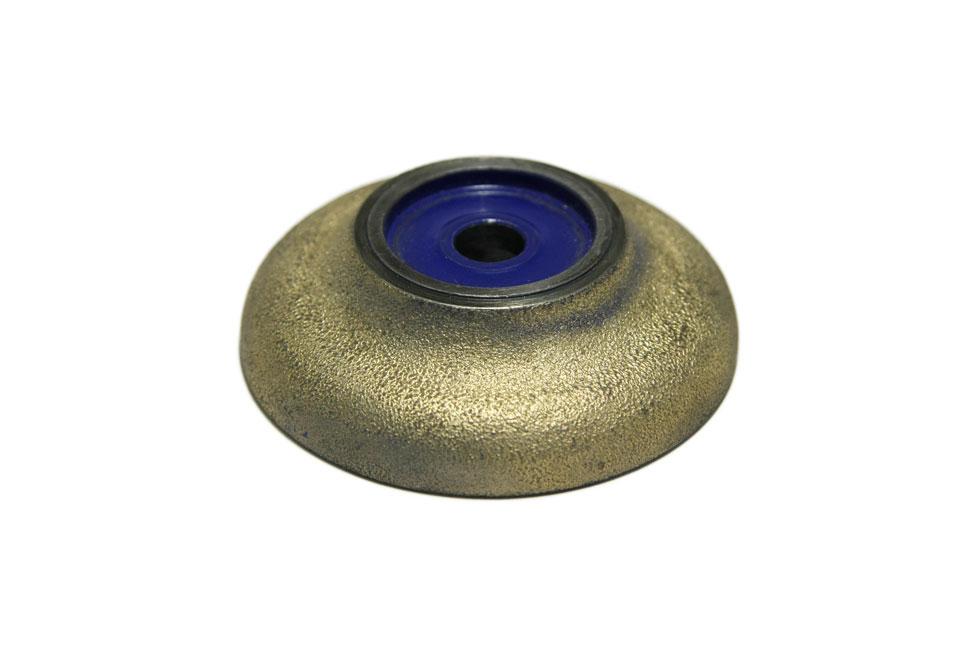 Фреза алмазная профильная тип «F» h20мм №2