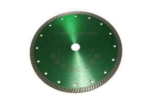 Алмазный отрезной диск d 230мм для твердых гранитов
