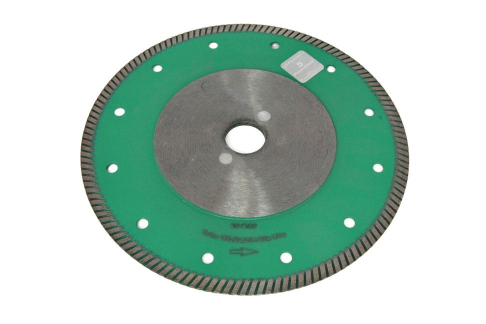 Круг алмазный отрезной Turbo 180×1.4×8,5×22.225/H Elite Ultra