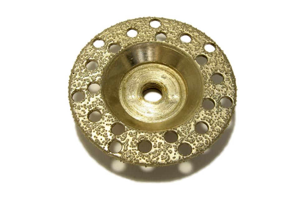 Алмазная чашка по мрамору d 100мм М14 №000