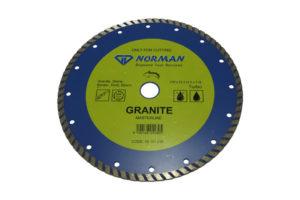 Диск алмазный 230*2,8*7,0*22,2 мм GRANITE MasterLine Turbo