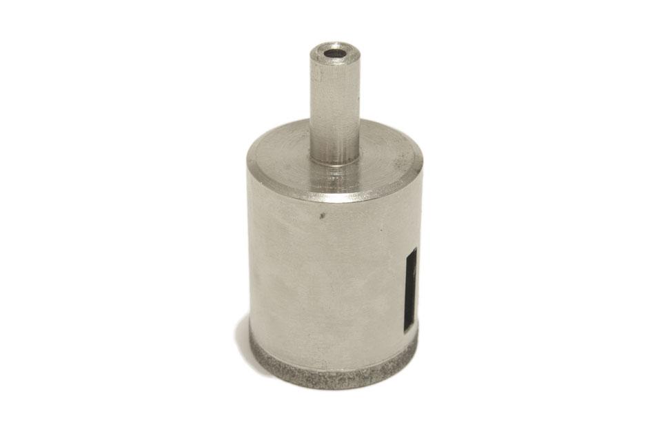 Сверло алмазное трубчатое d 1-100 мм