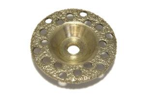 Алмазная чашка по мрамору d 80мм М14 №000